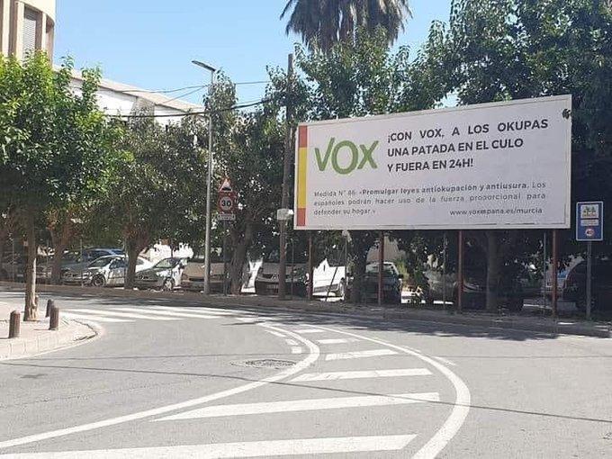 """El crimen de los """"okupas"""" y la complicidad delictiva del gobierno de Sánchez"""