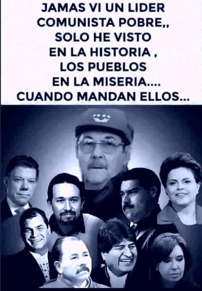 El comunismo quiere conquistar España
