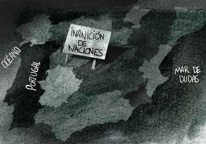 España, por culpa de sus políticos, ya no es una nación sino sólo un país