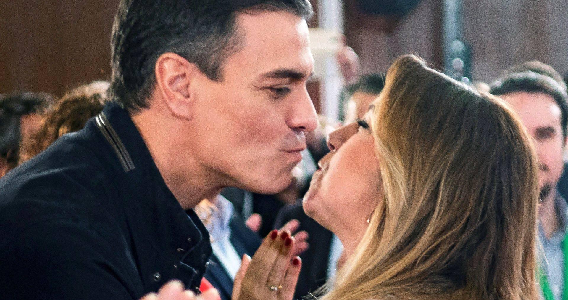 Las navajas ya sustituyen a los besos en la batalla por dominar el socialismo andaluz