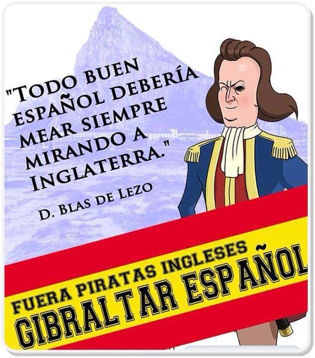 Inglaterra siempre fue nuestro peor enemigo y ninguna otra nación del mundo nos odia tanto, salvo quizás el nacionalismo catalán