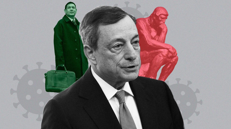 Italia ha elegido una tecnocracia para escapar del caos y la decadencia que impulsan los deteriorados y corruptos partidos políticos.