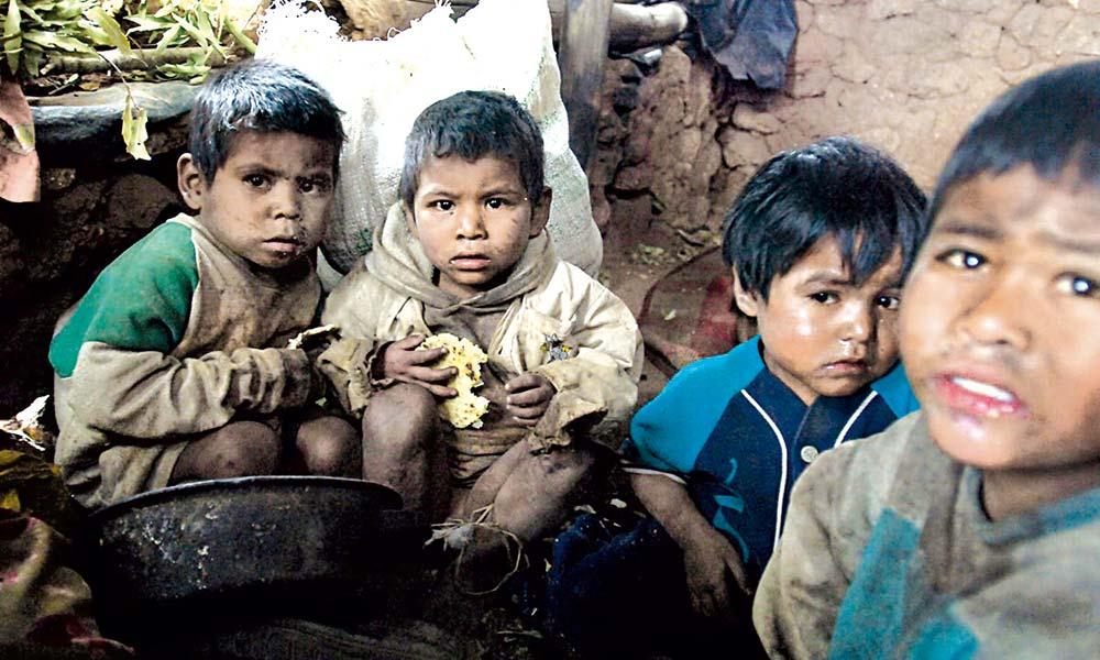 Hay más de 700 millones de niños pobre y desprotegidos en el mundo