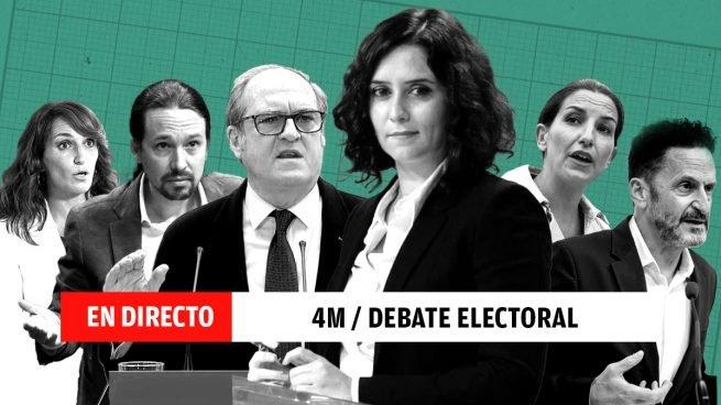 La izquierda prepara en Madrid una nueva estafa