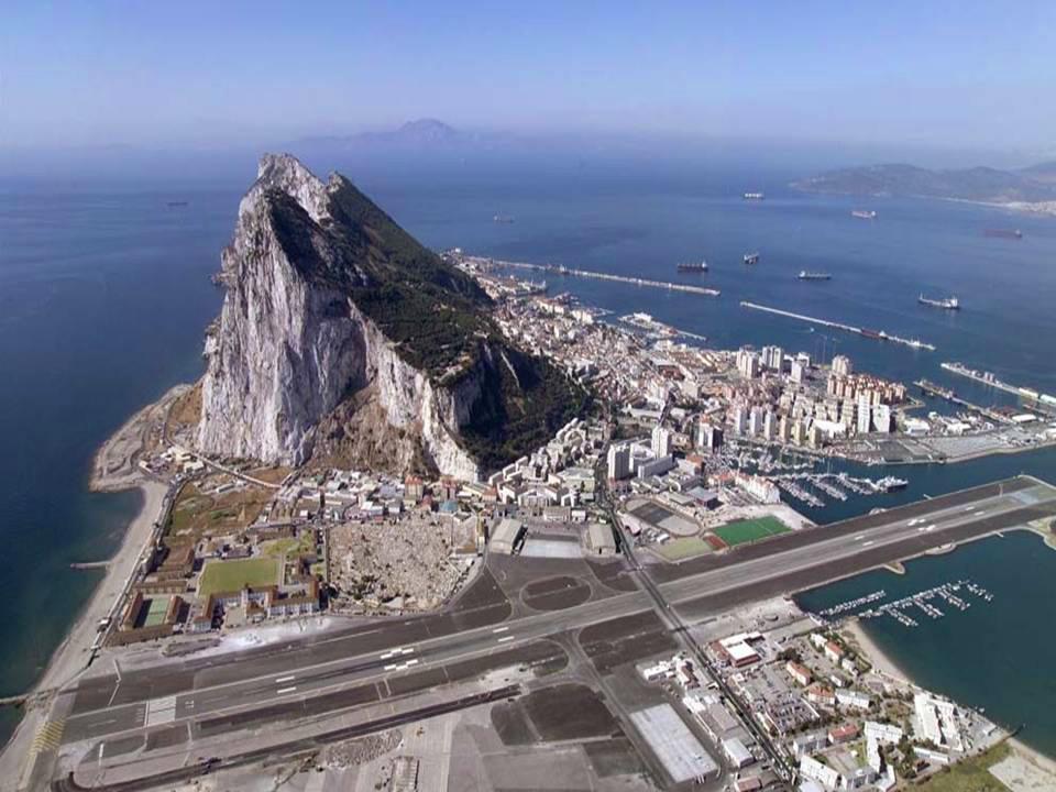 Gibraltar: guarida de piratas y espina humillante clavada en el corazón de España