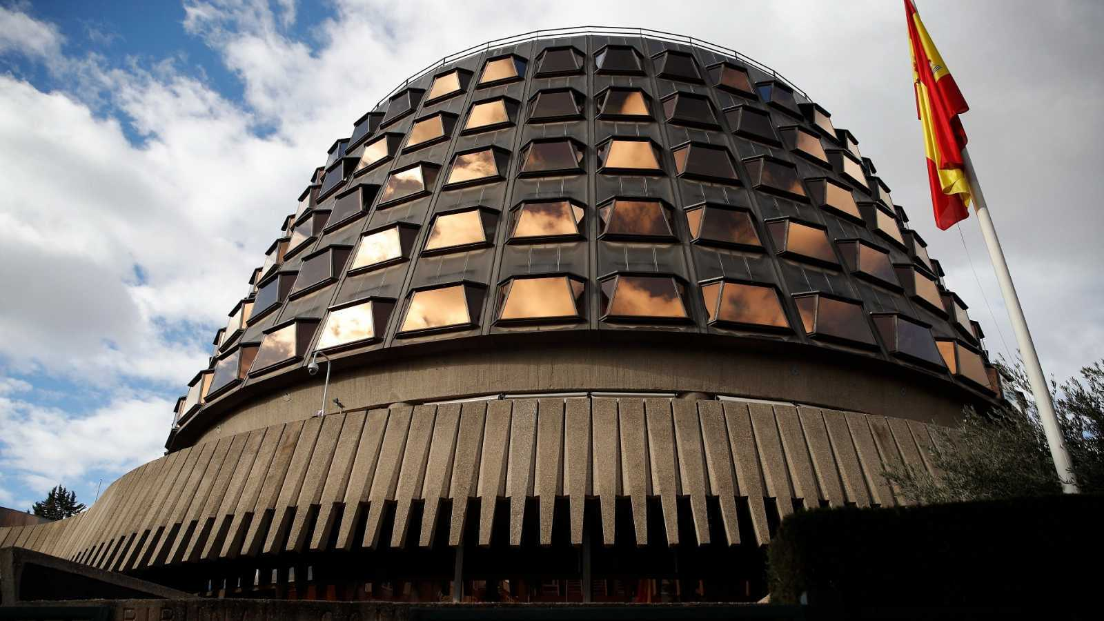 Sede del Tribunal Constitucional español
