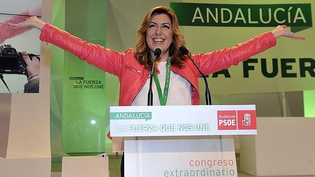 Susana Díaz se ha suicidado
