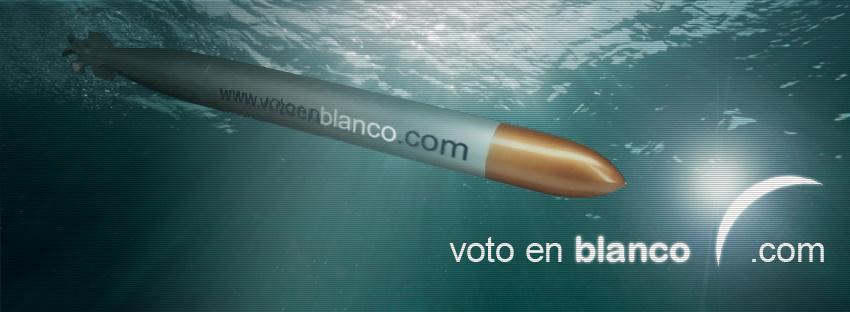El blog Voto en Blanco y la lucha por la democracia en España