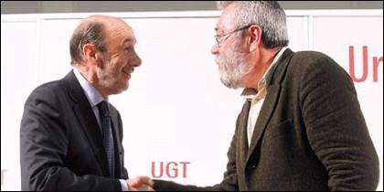 La corrupción en UGT sitúa al sindicalismo español en bancarrota