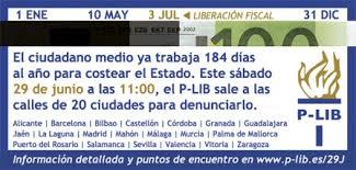 España: La codicia desmesurada del gobierno de Rajoy