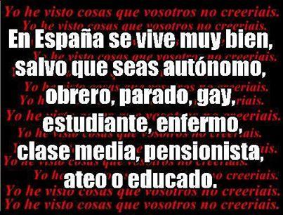 Miles de políticos españoles merecen la cárcel