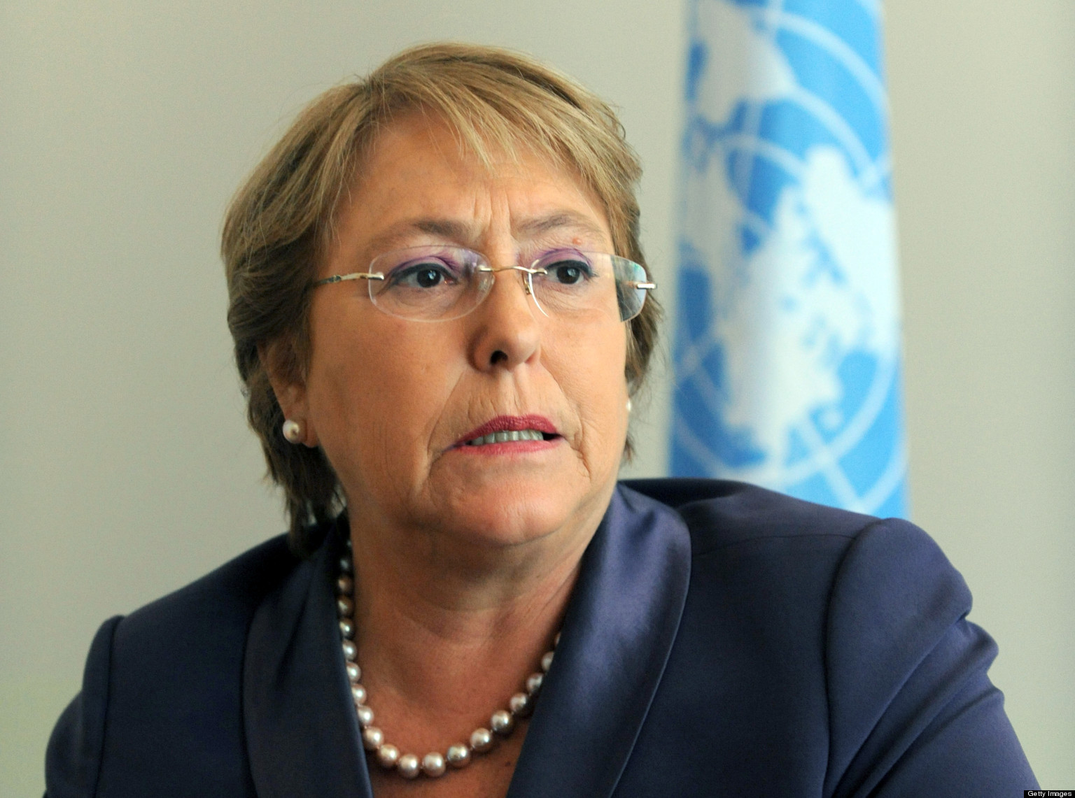 Afirmación brutal y antidemocrática de la chilena Bachelet: nadie puede derrocar a un presidente elegido democráticamente