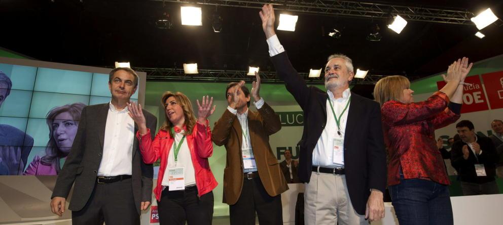 La peor corrupción ha tomado el poder en Andalucía