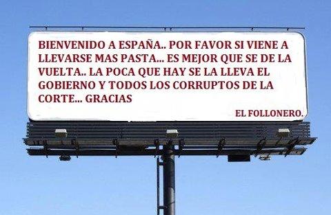 ¿Está abusando el gobierno del poder y de los recursos y reservas de España?