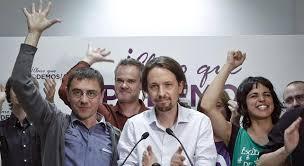 """¡Viva el """"coletas"""" Pablito Iglesias!"""