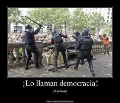 España es mas una dictadura de rufianes que una verdadera democracia
