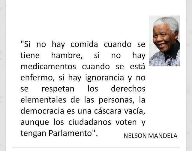 UNA DEMOCRACIA TRUCADA, COMO LA ESPAÑOLA, ES UNA LAMENTABLE ESTAFA