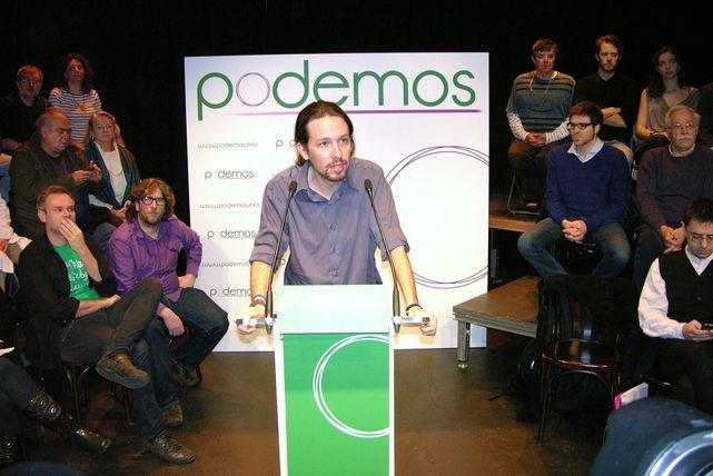 """Las dos facetas de """"Podemos"""""""