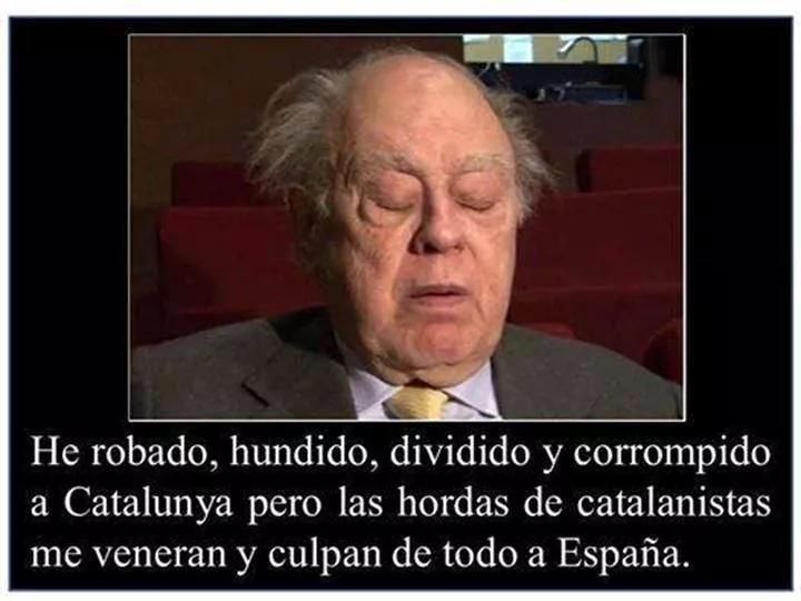 El triunfo del odio en Cataluña