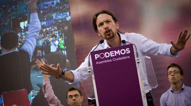 """La sorprendente democracia de """"Podemos"""""""