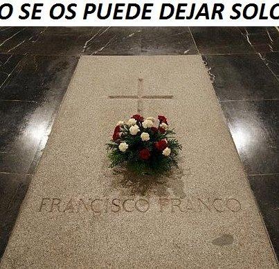 Ya va siendo hora de que se muera Franco