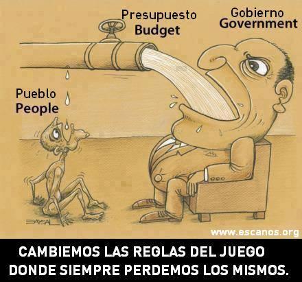 Los estragos contra la nación de los partidos políticos españoles