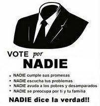 En España no existen condiciones para el voto democrático