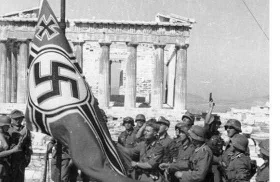 Grecia exige indemnización alemana por los estragos y robos de los nazis en la II Guerra Mundial