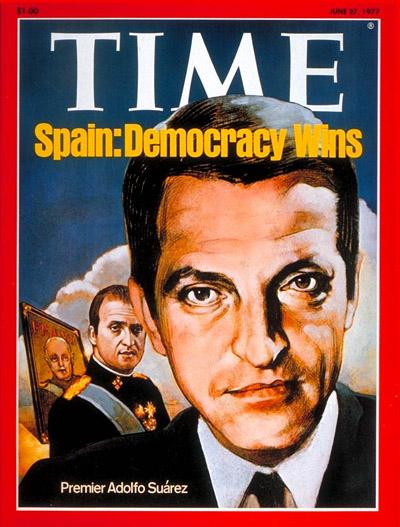 La Transición española agoniza y se devalúa