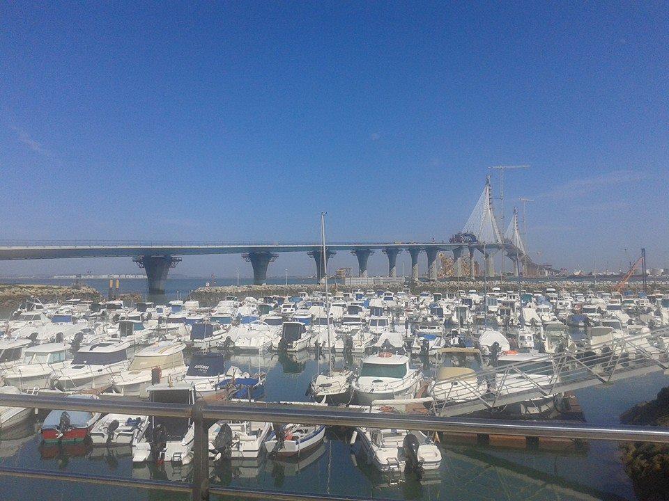 Nuevo puente de Cádiz, gran obra del sur de Europa