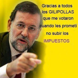 Surrealismo español: el PP, representante de la derecha, es el partido mas leninista de España