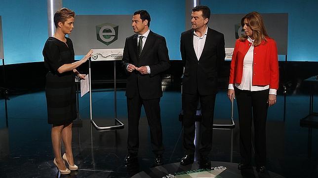 La vieja Andalucía del PSOE, PP e IU agoniza
