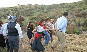Secuestrado por los bandoleros de Villamartín