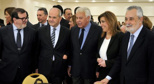 "El fuerte ""régimen"" socialista andaluz"