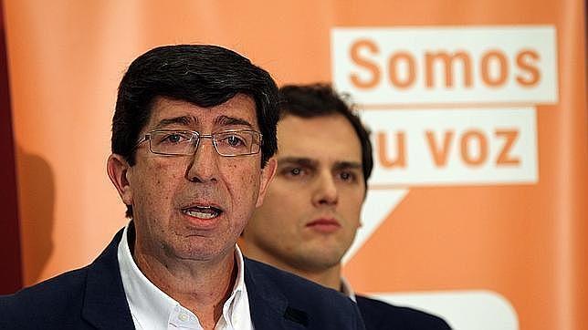 Apoyo a la investidura de Susana Díaz, el primer gran error de Ciudadanos y Podemos