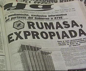 España desvalijada