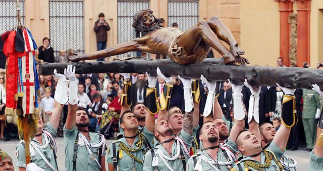 España: Ya no tenemos un ejercito patriota