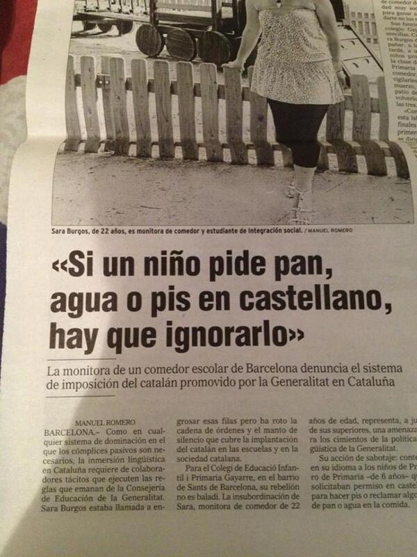 Cataluña no es democratica