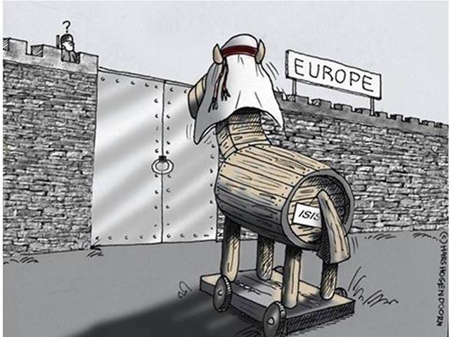 Europa, injusta y traidora
