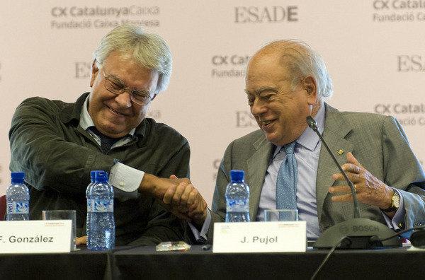 Dos cómplices culpables del drama catalán