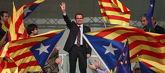 El verdadero fascismo español está creciendo en Cataluña