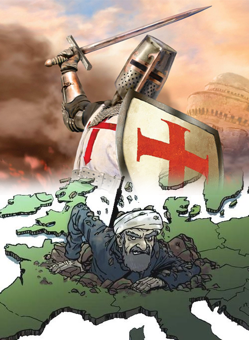 Nuestros políticos no evitan que nos invadan y destruyan