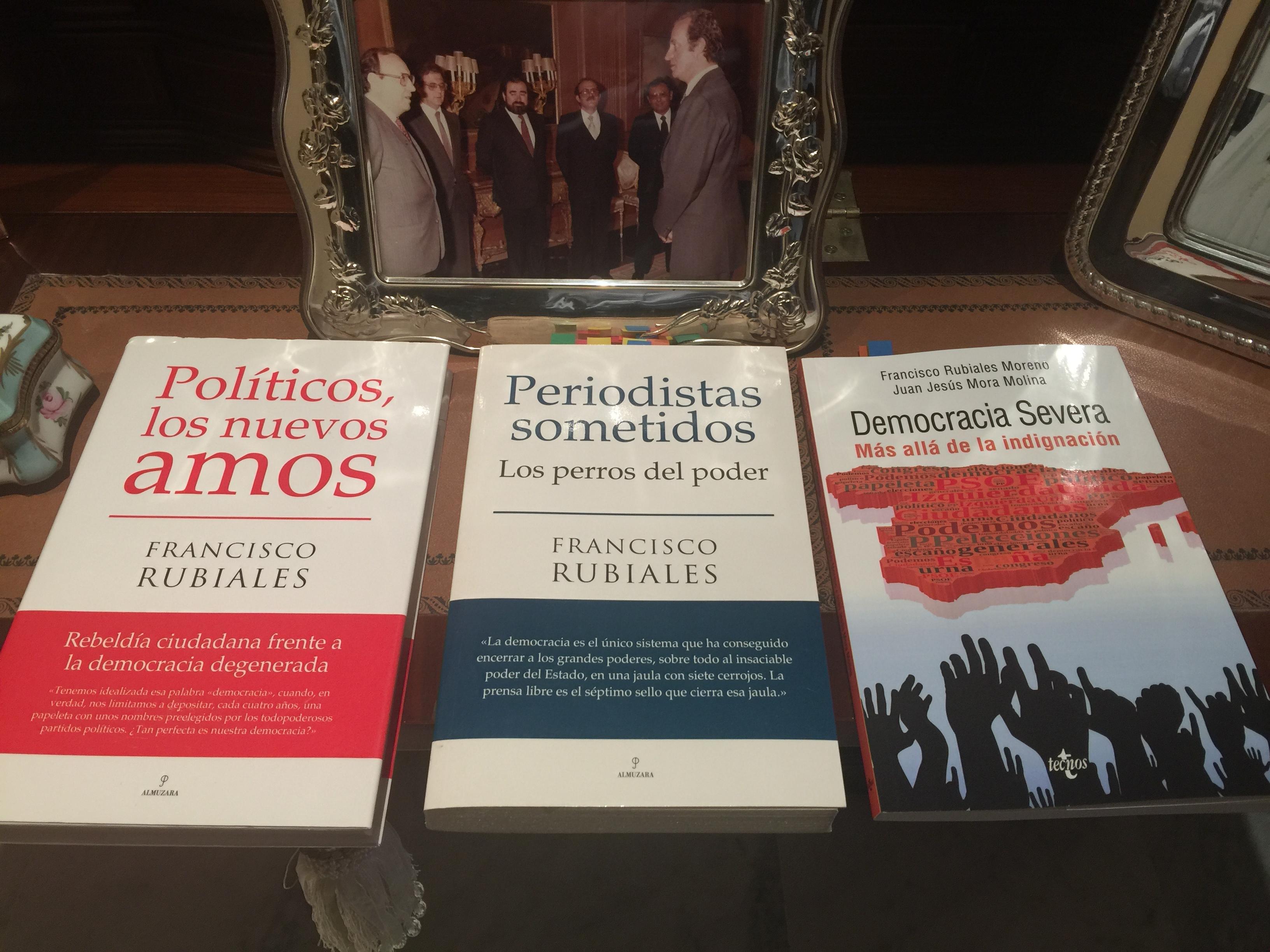 Propuestas concretas y una visión de la democracia en positivo