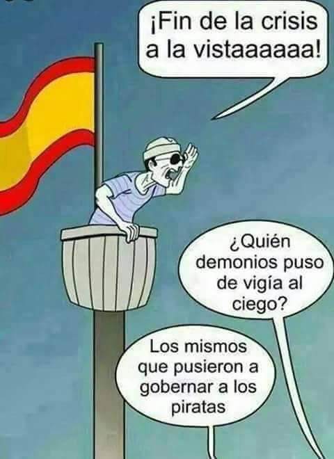 El inmenso fracaso de los políticos españoles
