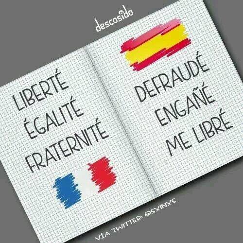 Vergüenza de ser español