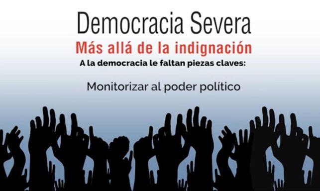 La democracia española es débil, y está en bancarrota