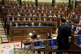 Diputados y senadores de España: esclavos bien pagados que no nos representan