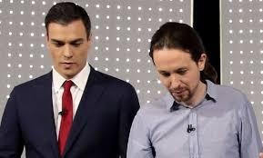 España: partidos políticos que traicionan y prostituyen el voto popular