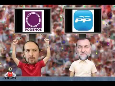 El PP y Podemos pierden votos y acumulan rechazo