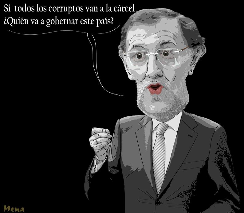 Hay que sacrificar a Rajoy (y también a Pedro Sánchez)